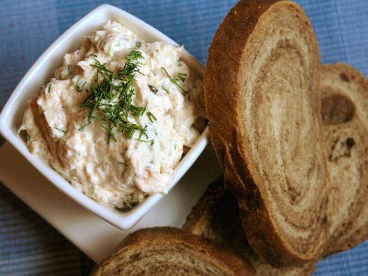 salmonspread